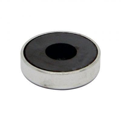 25mm x 6.5mm Ceramic Pot