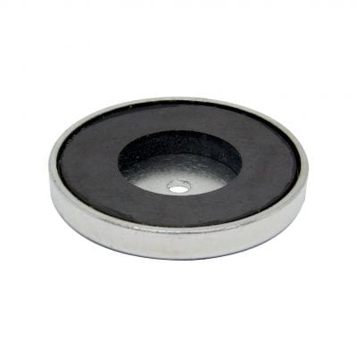 66mm x 9.5mm Ceramic Pot