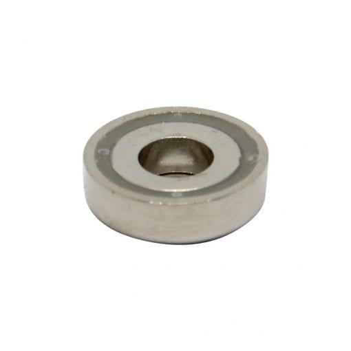 16mm x 5mm Neodymium Pot