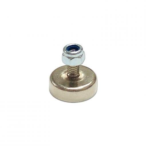 CAPN16M - 16mm x 5mm Neodymium Male Threaded Pot
