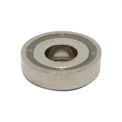 20mm x 6mm Neodymium Pot