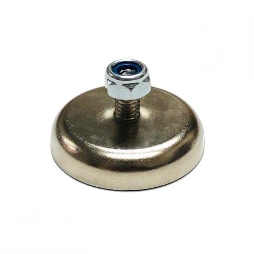 CAPN36M - 36mm x 8mm Neodymium Male Threaded Pot