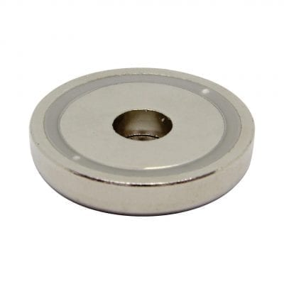 42mm x 9mm Neodymium Pot