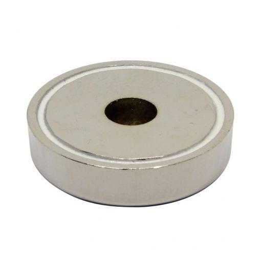 60mm x 15mm Neodymium Pot