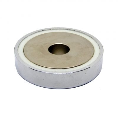 75mm x 18mm Neodymium Pot