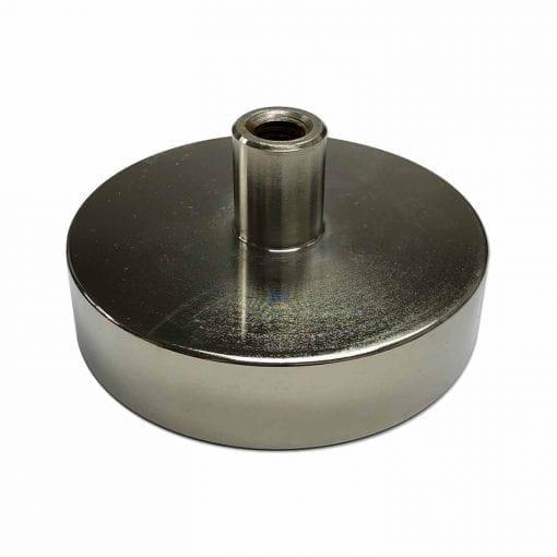 CAPN75F - 75mm x 20mm Neodymium Female Threaded Pot