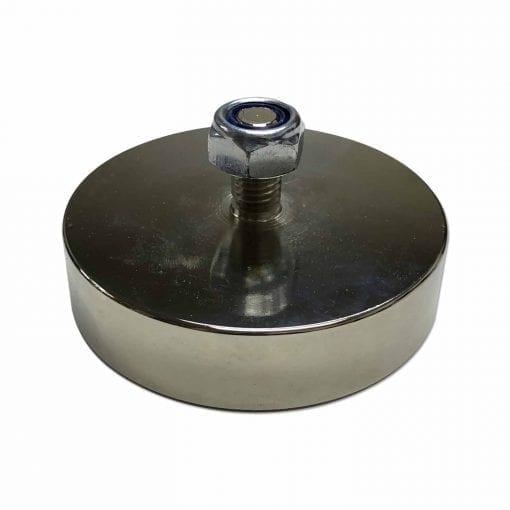 CAPN75M - 75mm x 20mm Neodymium Male Threaded Pot