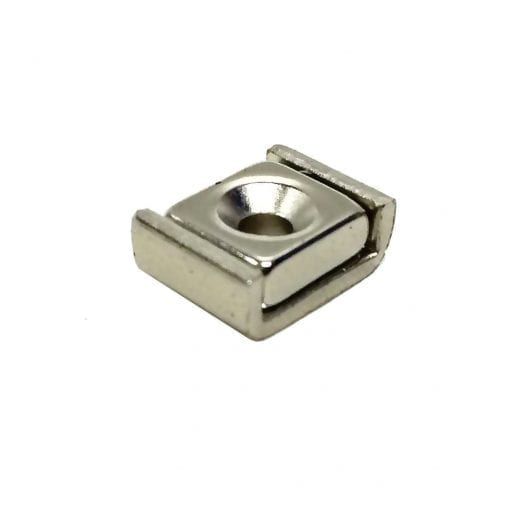 10mm Rectangle Cap