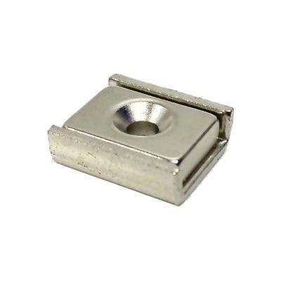 15mm Rectangle Cap