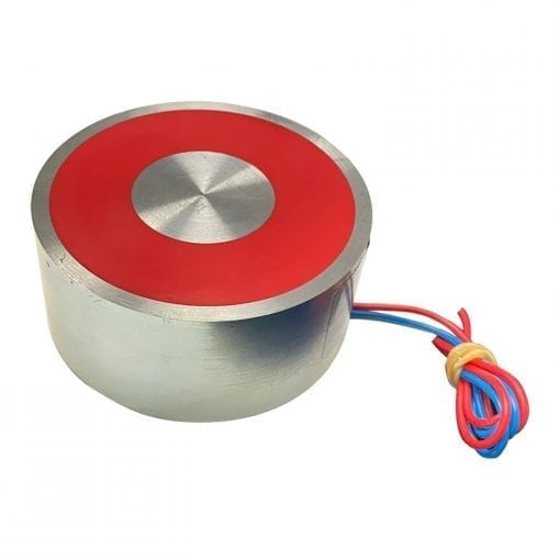 Bottom Electromagnet