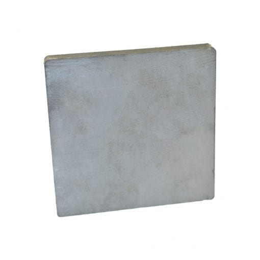 100mm x 100mm x 10mm Ceramic Block