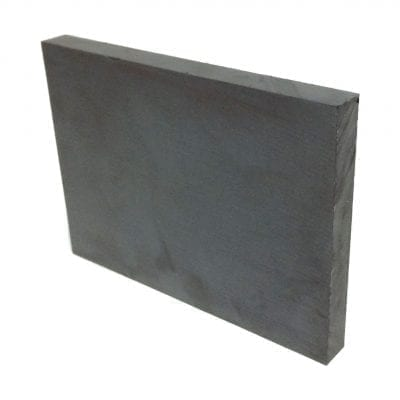 100mm x 75mm x 10mm Ceramic Block
