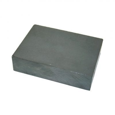 100mm x 75mm x 25mm Ceramic Block