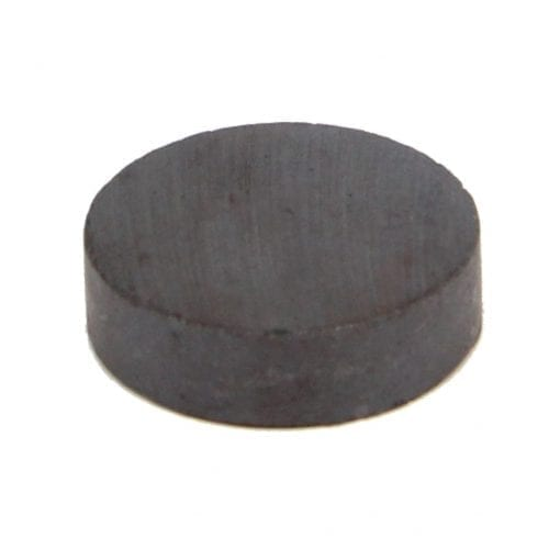 18mm x 5mm Multi Pole Ceramic Disc