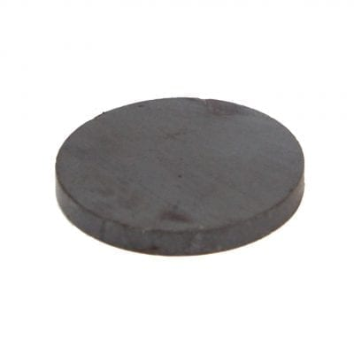 25mm x 3mm Multi Pole Ceramic Disc
