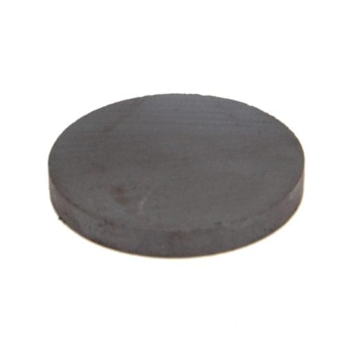 38mm x 5mm Multi Pole Ceramic Disc