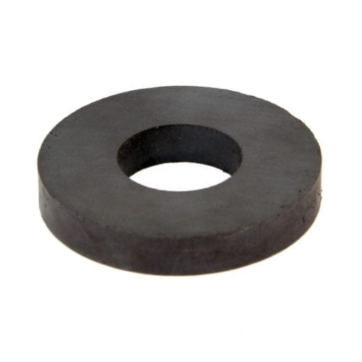 50mm x 22mm x 8mm Multi Pole Ceramic Ring