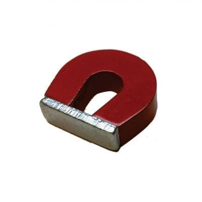 25mm Alnico Horseshoe Magnet