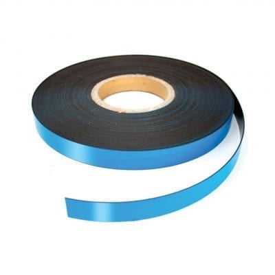 20mm Blue Magnetic Strip