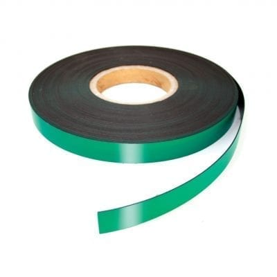 20mm Green Magnetic Strip