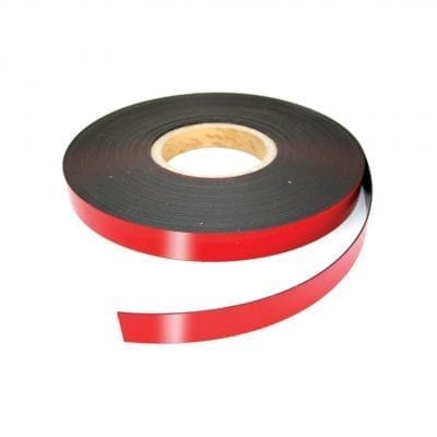 20mm Red Magnetic Strip