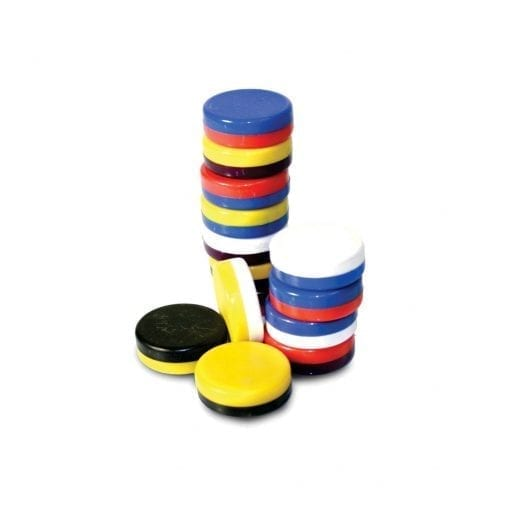 Coloured Magnetic MemoMag Disc