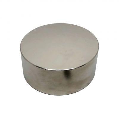 120mm x 50mm Neodymium Disc