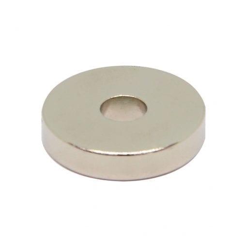 25mm x 7mm x 5mm Neodymium Ring