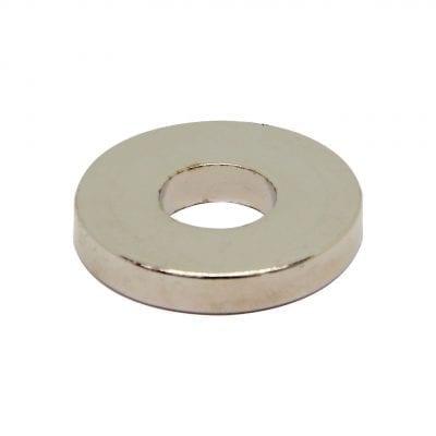 30mm x 12mm x 5mm Neodymium Ring