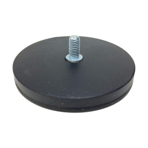 66mm Male Rubber Encased Holding Magnet