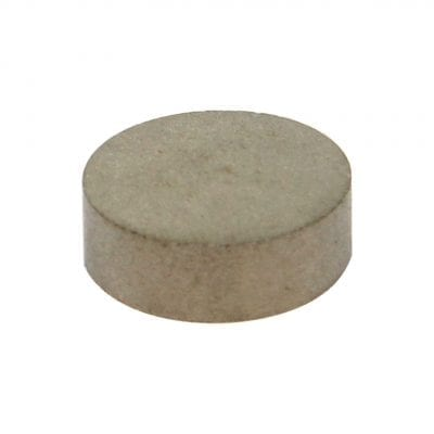 15mm x 5mm Samarium Disc