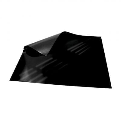 620mm x 500mm Magnetic Sheet - Black