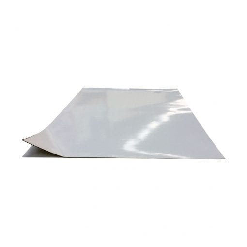 620mm x 500mm White Receptive Sheet