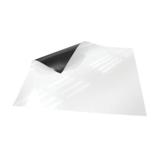 620mm x 500mm Magnetic Sheet - White