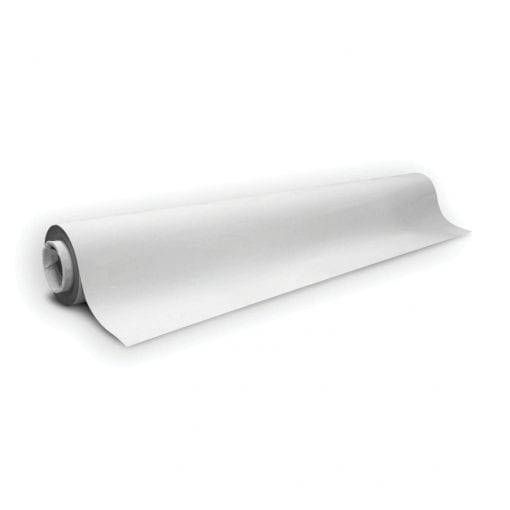 Wide Format Printable White Receptive Sheeting