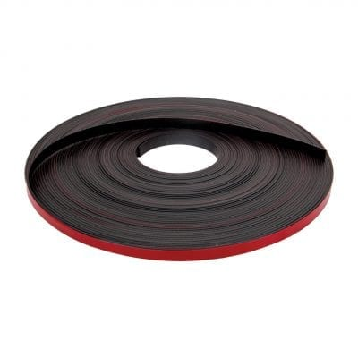 12.5mm x 1.6mm Self Adhesive A&B Pole Magnetic Strip