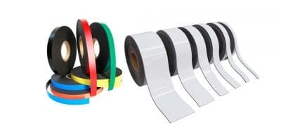 Magnetic Whiteboard Strip