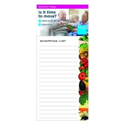 Shopping List MagPads