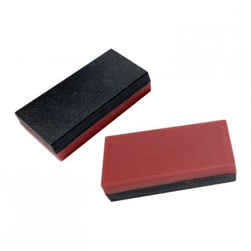 Black & Red MemoMag Block
