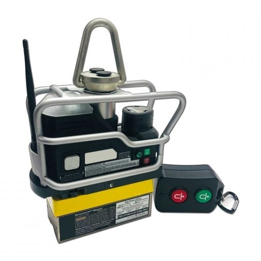 Battery Operated Magnetic Lifter
