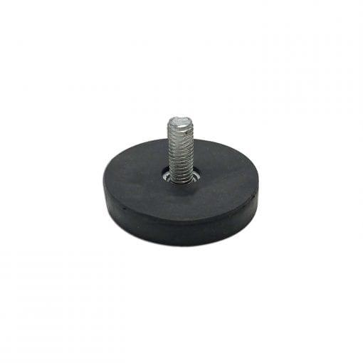 31mm Male Rubber Encased Holding Magnet