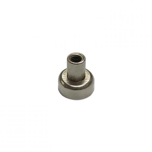 CAPN12F - 12mm x 5mm Neodymium Female Threaded Pot