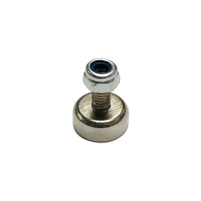 CAPN12M - 12mm x 5mm Neodymium Male Threaded Pot