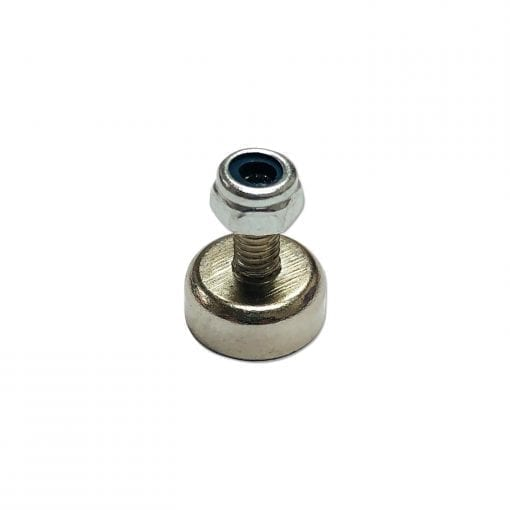 CAPN12M - 12mm x 5mm Neodymium Male Threaded Pot