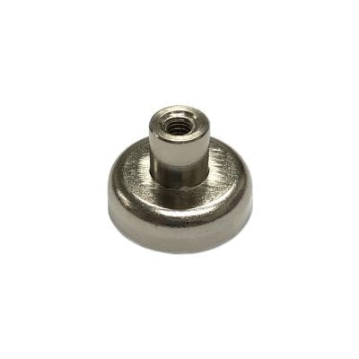 CAPN20F - 20mm x 6mm Neodymium Female Threaded Pot