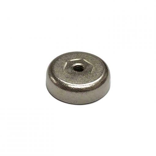 POTIT20 - 20mm x 6mm Neodymium Pot With Internal Thread