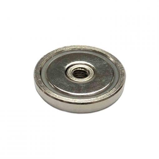 POTIT32 - 32mm x 7mm Neodymium Pot With Internal Thread