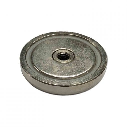 POTIT40 - 40mm x 8mm Neodymium Pot With Internal Thread
