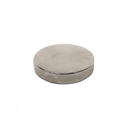 ND255 - 25mm x 5mm Neodymium Disc