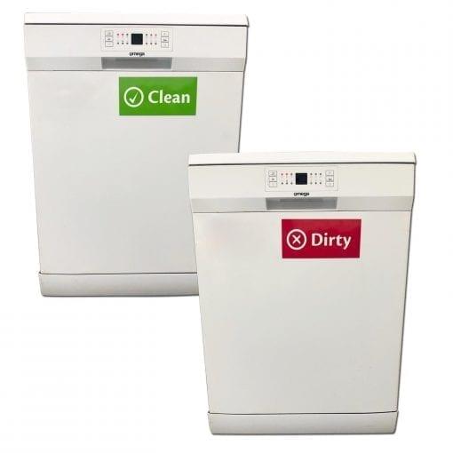 Clean Dirty Dishwasher